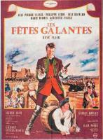 Les Fêtes Galantes (Réedition 1965) BluRay