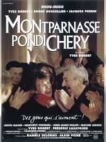 Montparnasse Pondichéry (Réedition 1994) BluRay