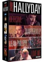 Johnny Hallyday - Détective + Quartier V.I.P + Jean-Philippe + Love Me (Réedition 1985)