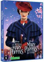 DVD-Le Retour de Mary Poppins