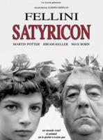 Fellini Satyricon (Réedition 1969) Combo
