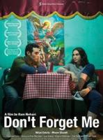 DVD-Don't Forget Me