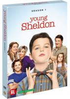 DVD-Young Sheldon - Saison 1