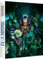 Mobile Suit Gundam : The Origin (Films V et VI) VOSTFR BluRay