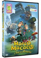 Marco Macaco : l'Ile aux Pirates (Réedition 2012)