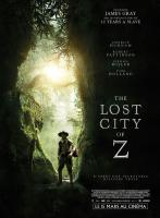 DVD-The Lost City Of Z