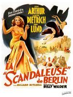 DVD-La Scandaleuse De Berlin (Réedition de 1948)