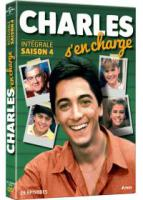DVD-Charles S'en Charge Saison 4 (Réedition de 1988)