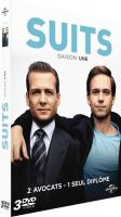 DVD-Suits Saison 1 (Réedition de 2011)