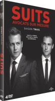DVD-Suits Saison 3 (Réedition de 2014)