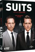 DVD-Suits Saison 4 (Réedition de 2015)