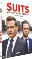 DVD-Suits Saison 5 (Réedition de 2016)