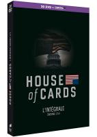 DVD-House of Cards - Saisons 1 à 5