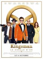 DVD-Kingsman 2 - Le Cercle d'Or