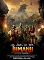 DVD-Jumanji : Bienvenue Dans La Jungle