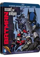 BluRay-Batman : Assaut sur Arkham (Réedition 2014) BluRay