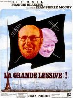 DVD-La Grande Lessive (Réedition 1968)