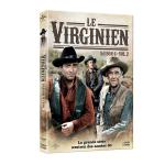 DVD-Le Virginien - Saison 6 Vol.2 (Réedition 1967)