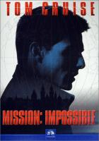 DVD-Mission Impossible 1 (Réedition 1996)