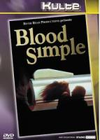 BluRay-Blood Simple (Réédition 1984) BluRay