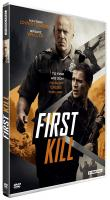 DVD-First Kill