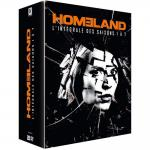 DVD-Homeland - Saisons 1 à 7
