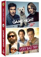 DVD-Very Bad Trip et Game Night
