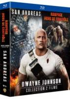 BluRay-Rampage - Hors de Controle et San Andreas BluRay