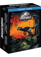 DVD-Jurassic World : La Collection 1 à 5