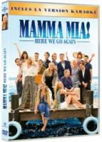 DVD-Mamma Mia! 2 Here We Go Again