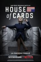 DVD-House of Cards - Saison 6