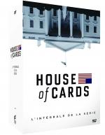 DVD-House of Cards - Saisons 1 à 6