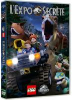DVD-LEGO Jurassic World : L'Expo Secrète